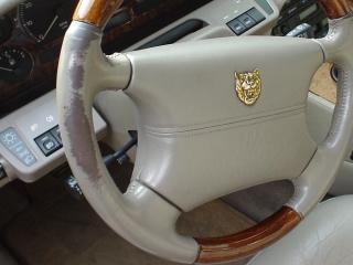 kierownica Jaguar